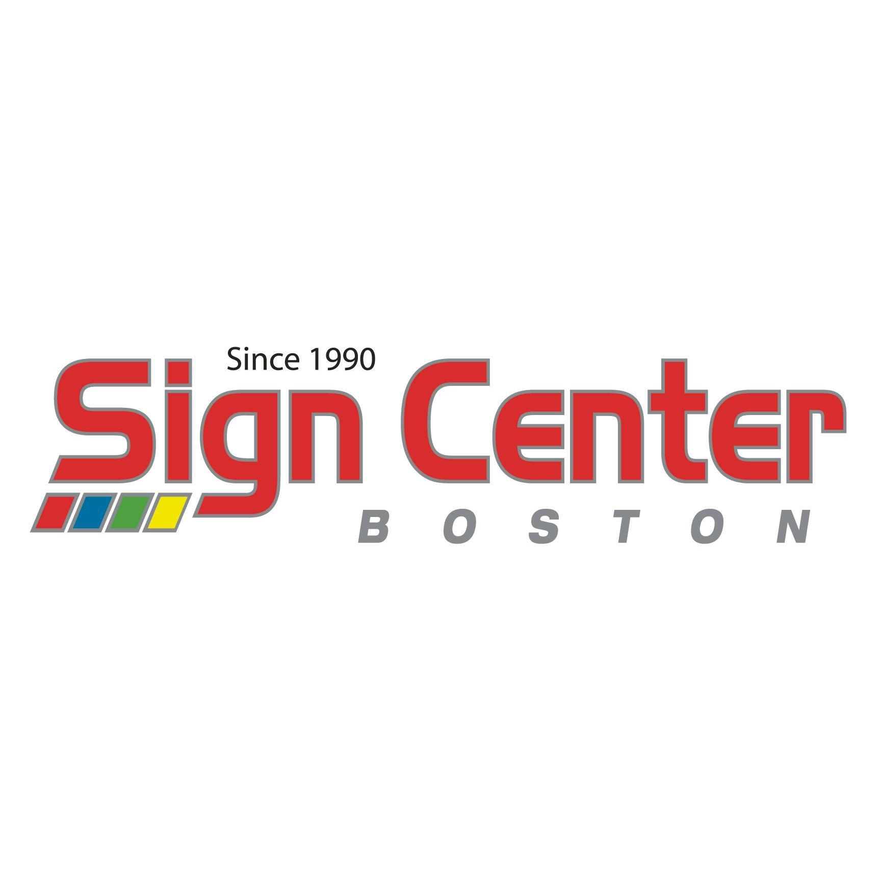 Sign Center Boston