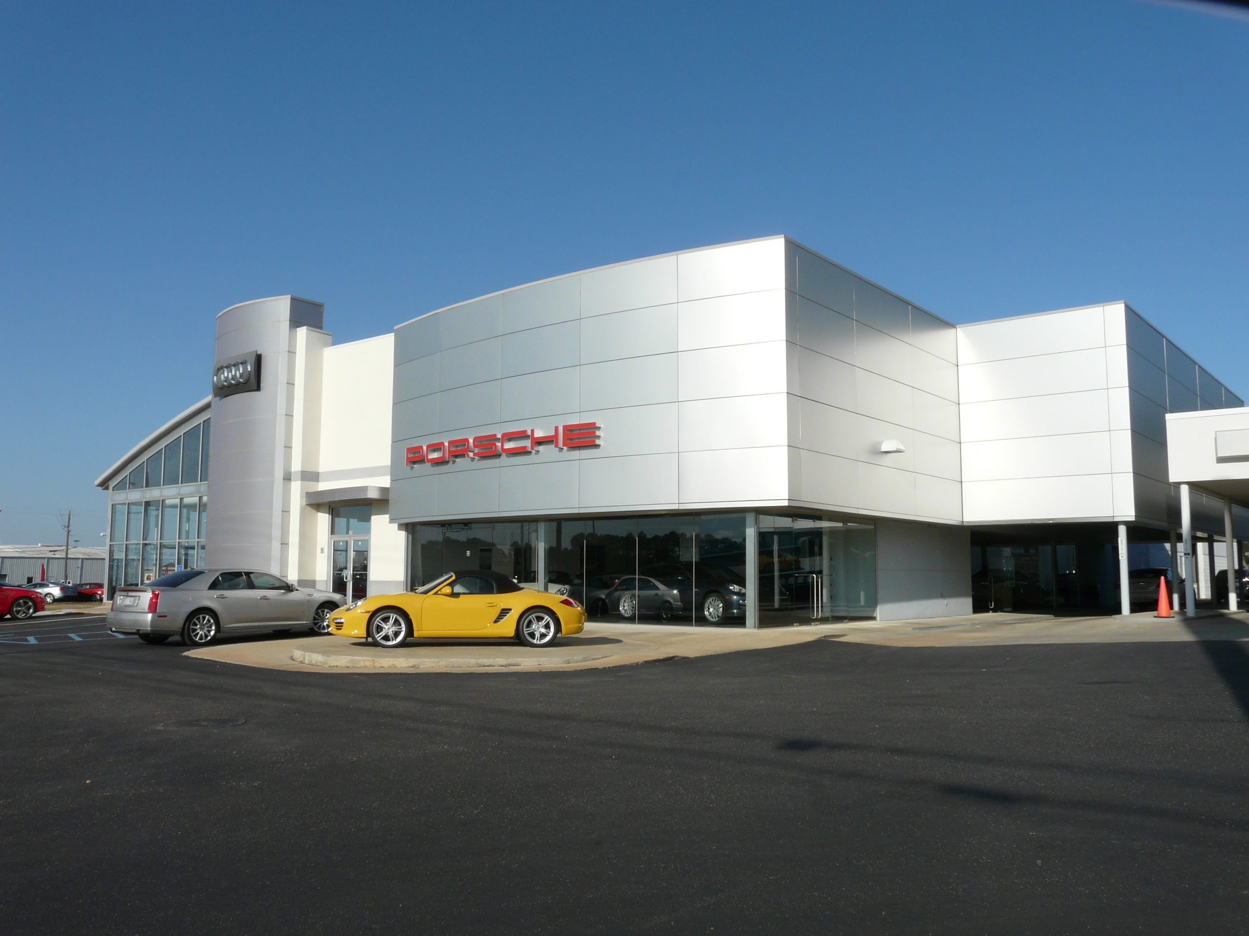 Jack Ingram Porsche At 245 Eastern Blvd Montgomery Al On
