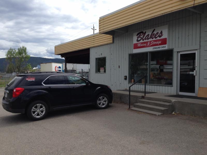 Blakes Moving & Storage in Williams Lake