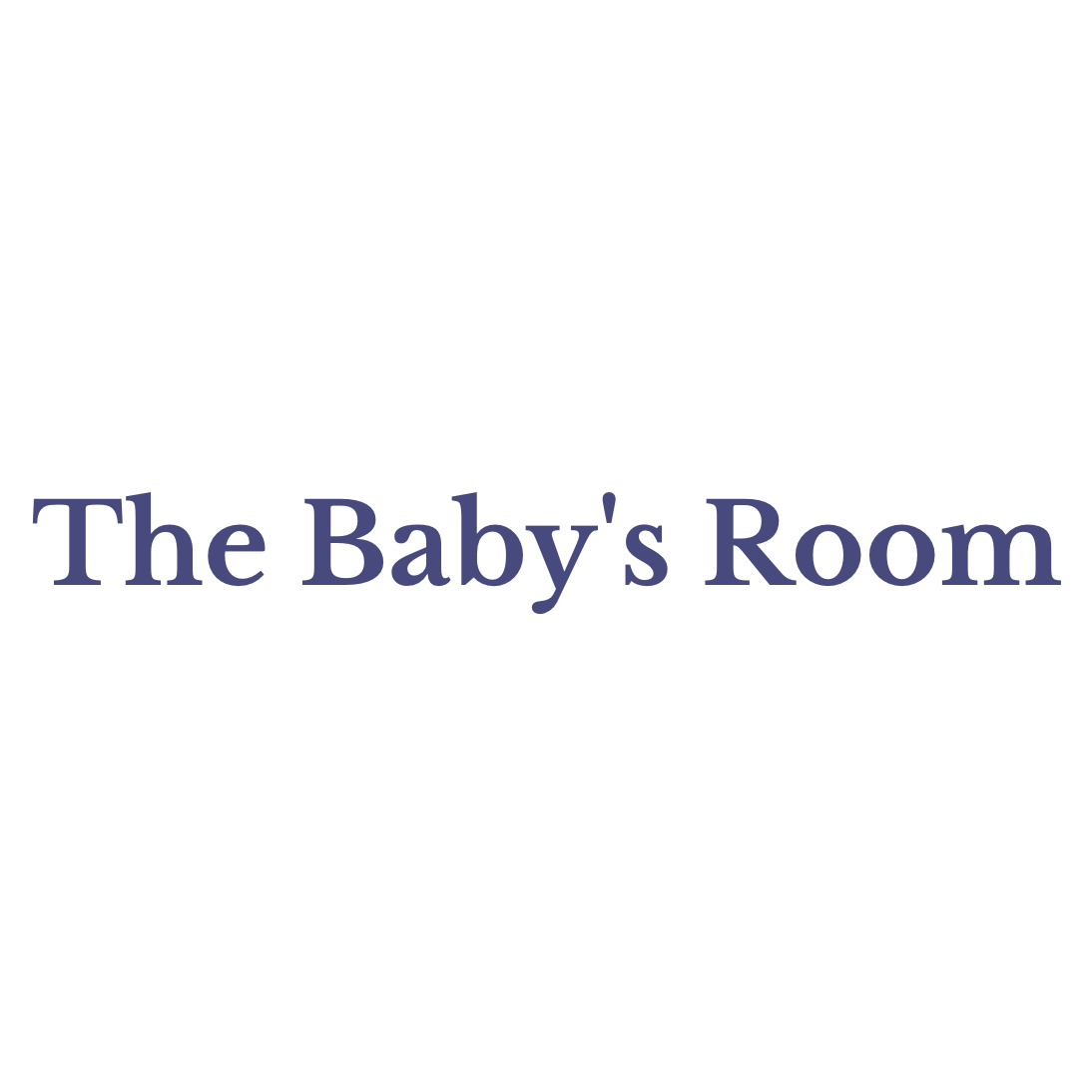 The Babies' Room