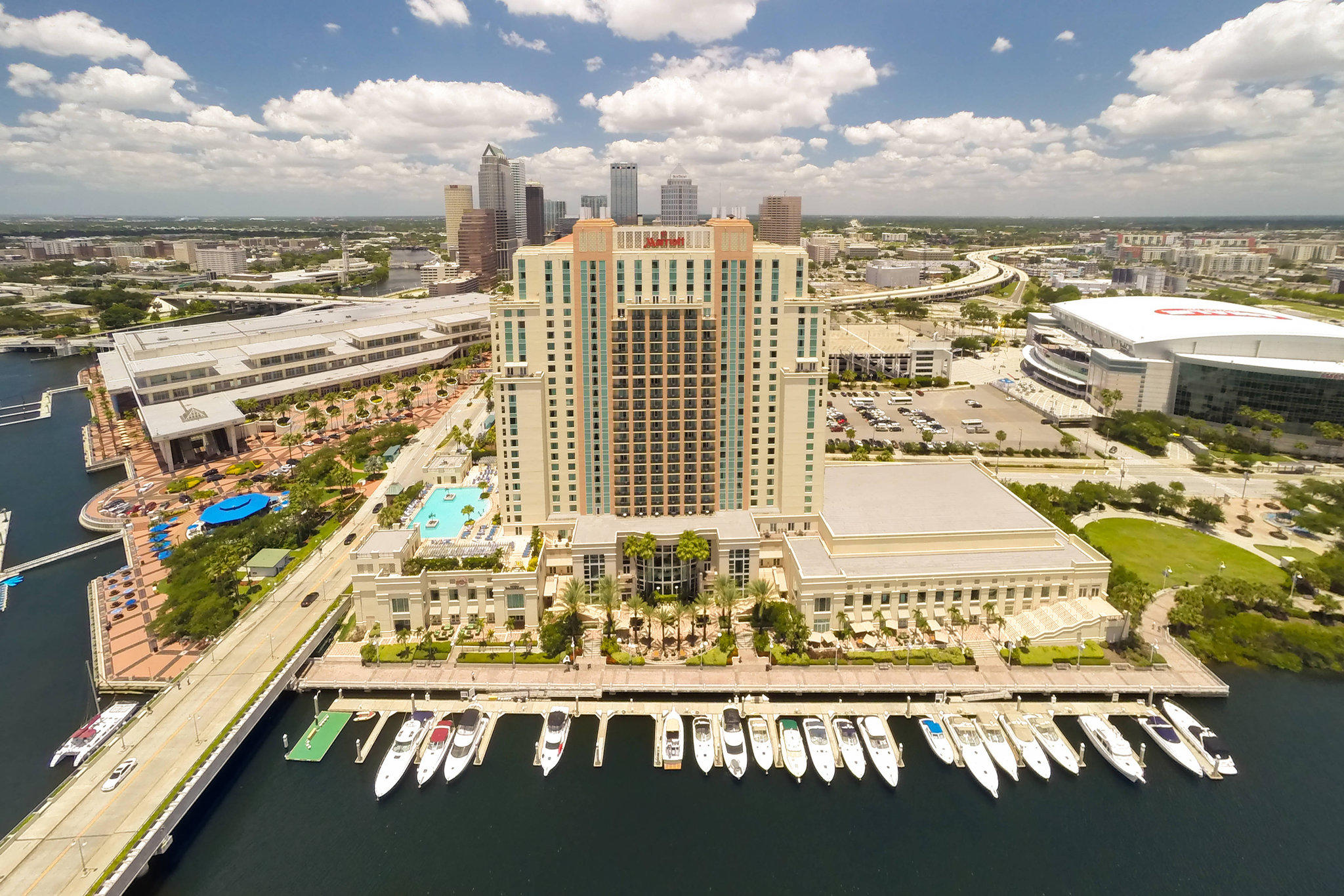 Tampa Marriott Water Street