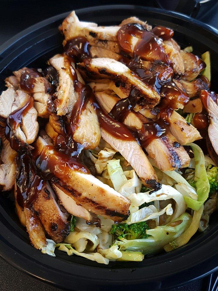Teriyaki MadnessVerified (702) 228-8623 http://teriyakimadness.com/locations/stephanie/ Asian Fusion Restaurant 43 South Stephanie Street Suite 160 Henderson, Nevada 89012