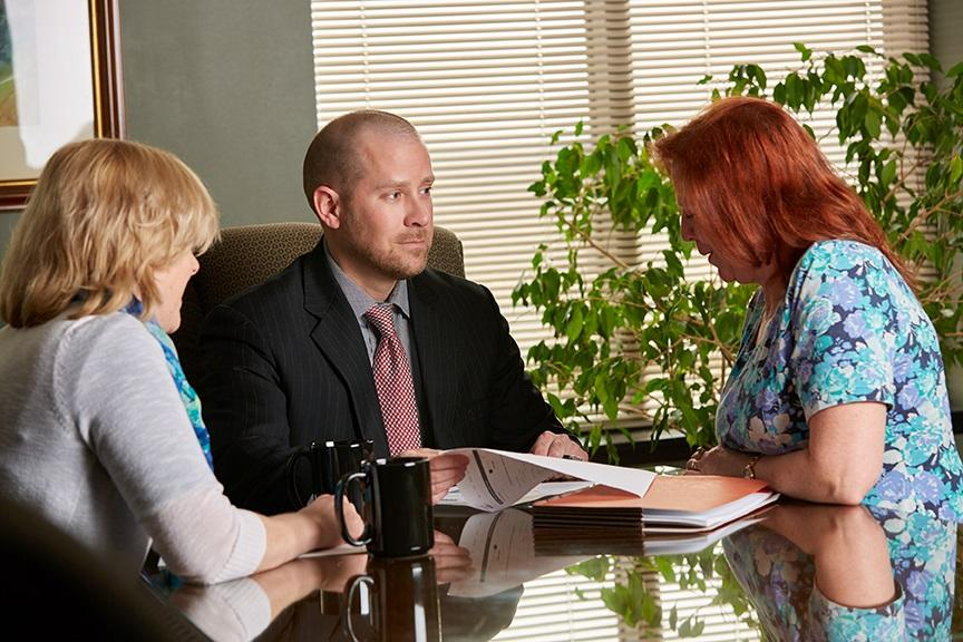Areas of Practice: Wills, Probate and Estate Planning