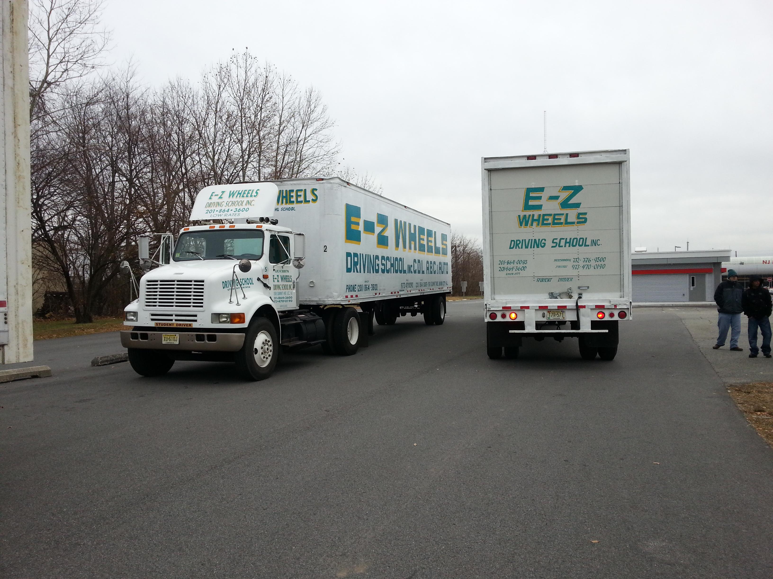 E-Z Wheels Driving School