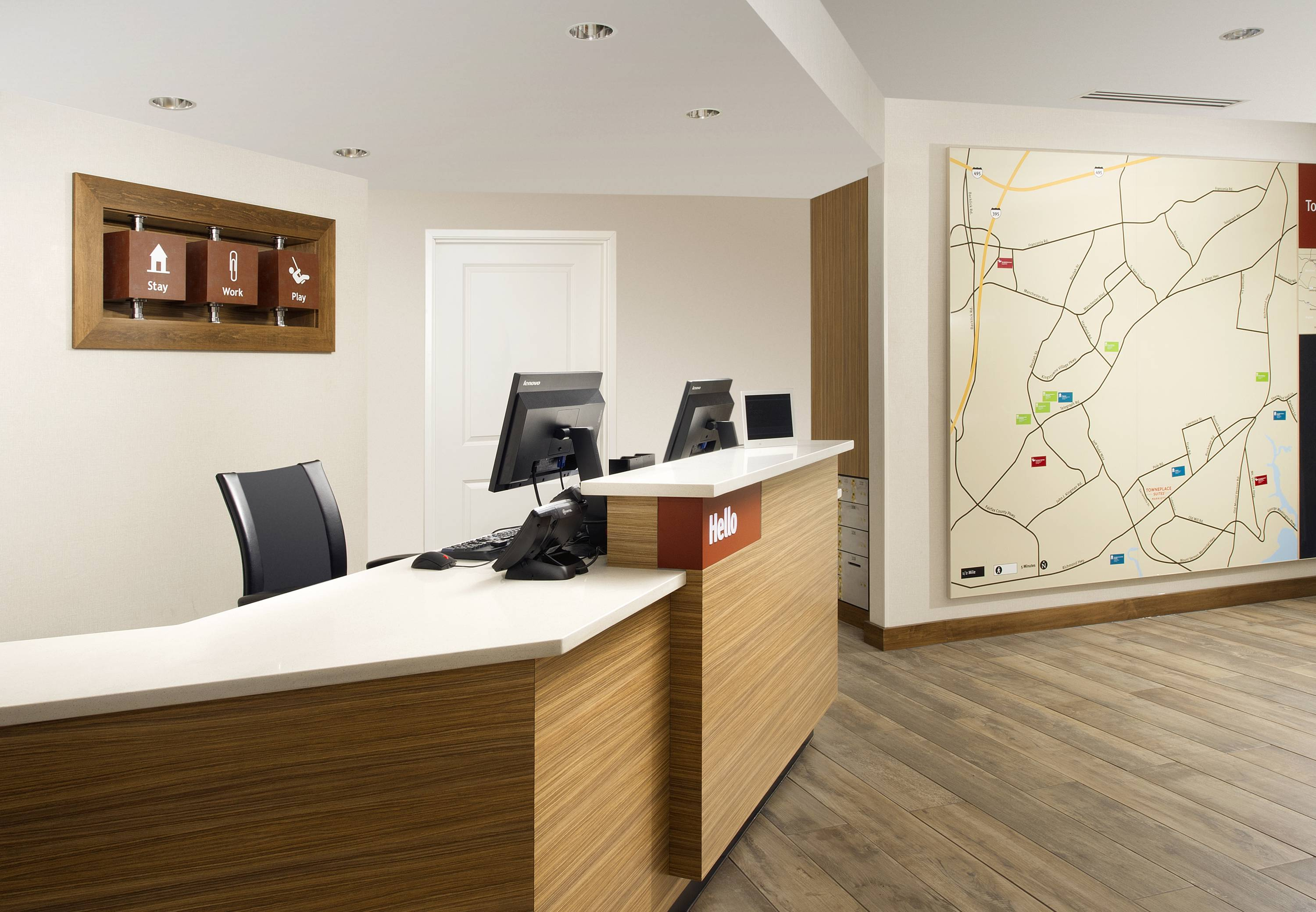 TownePlace Suites by Marriott Alexandria Fort Belvoir image 8