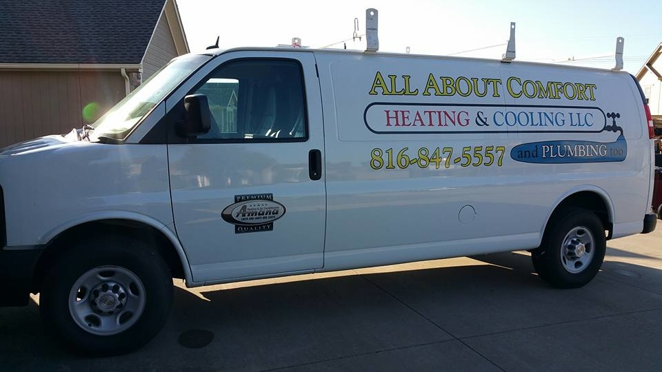 All About Comfort Heating & Cooling, and Plumbing too! image 2
