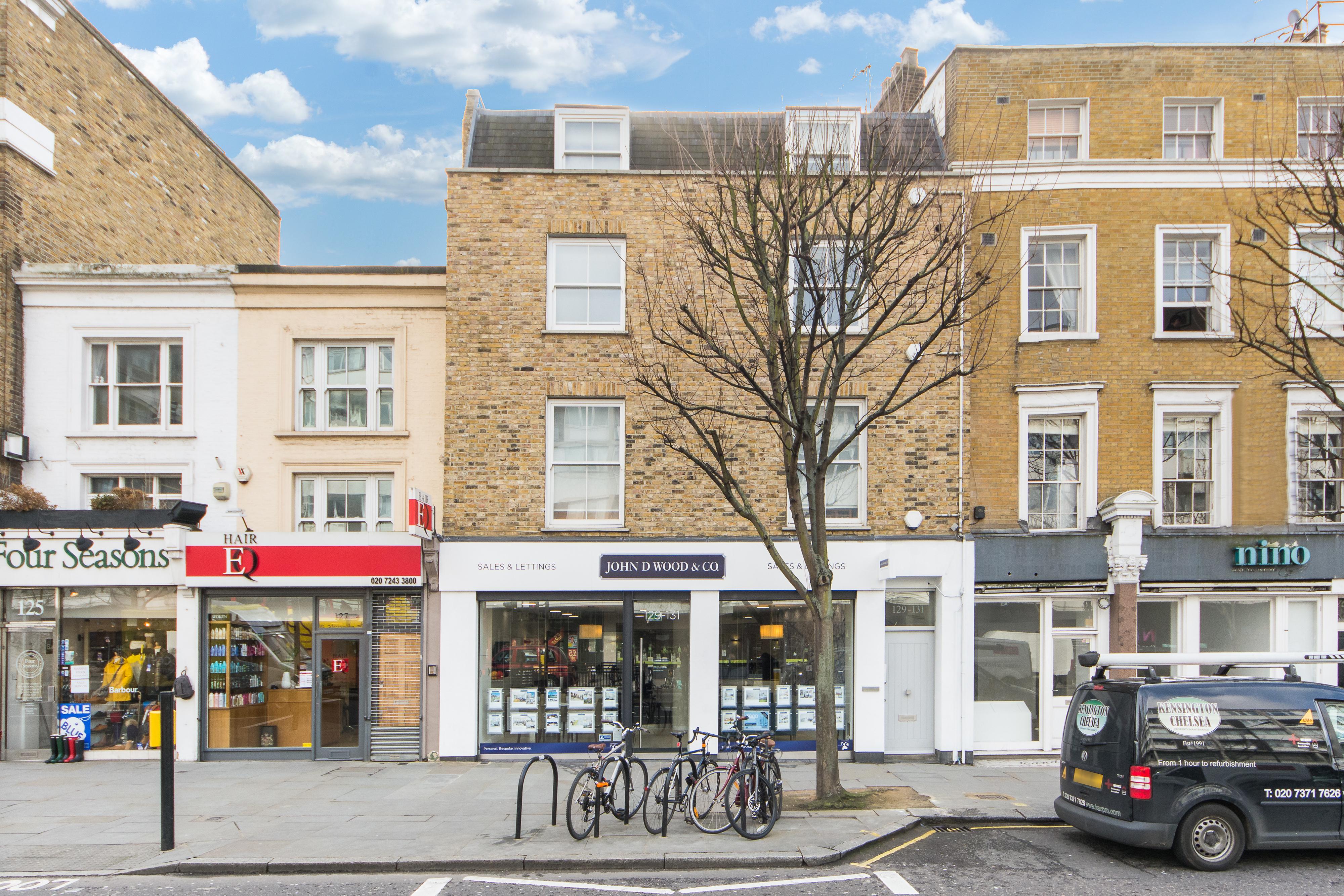 John D Wood & Co Estate Agents Notting Hill
