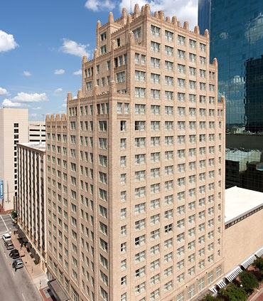 Courtyard by Marriott Fort Worth Downtown/Blackstone image 0