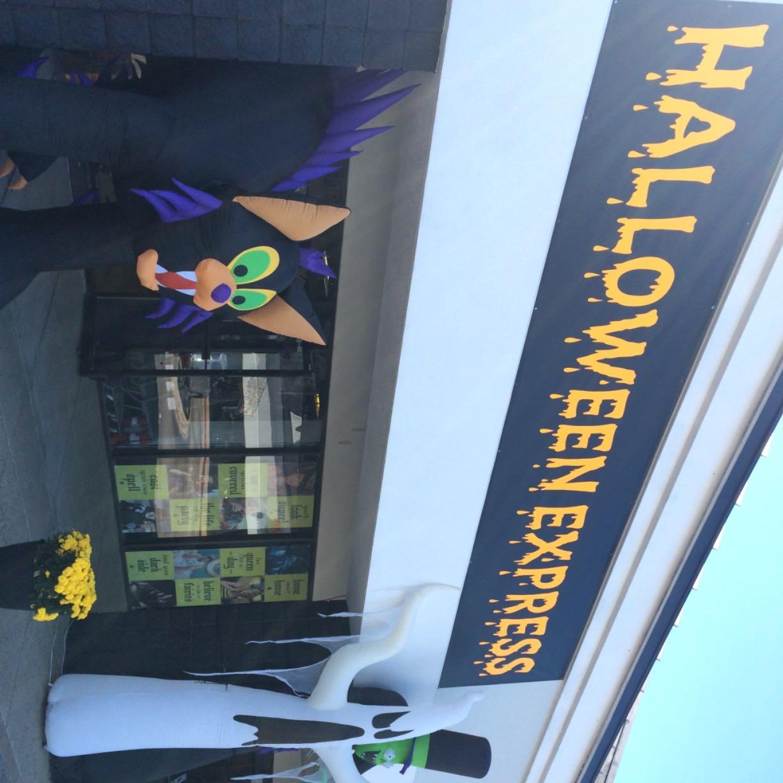 Halloween Express In Huntsville Al 256 382 1