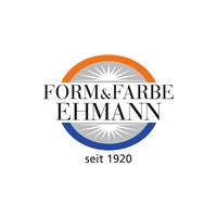 Logo von Form & Farbe Ehmann GmbH
