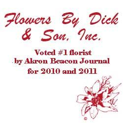 Flowers By Dick & Son Inc Logo