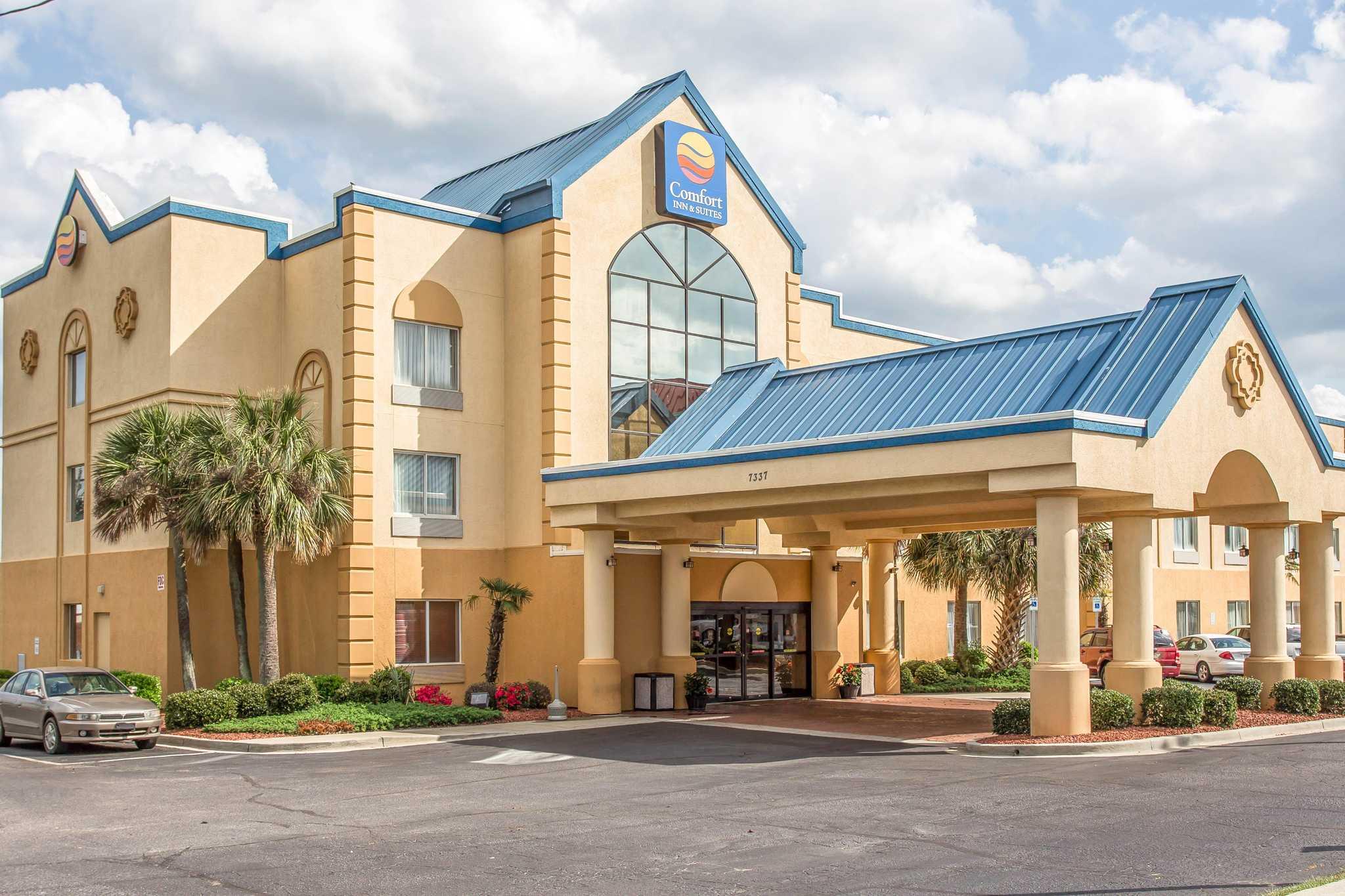 Comfort Inn & Suites Ft.Jackson Maingate image 2