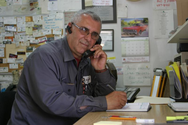 Les Entreprises Giuseppe Dimaria & Fils Inc à Outremont