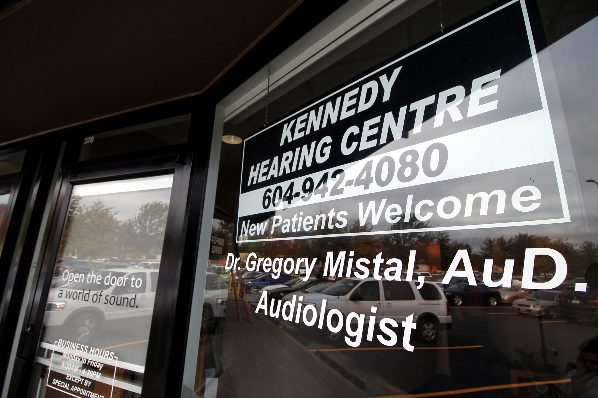 Kennedy Hearing Centre in Coquitlam