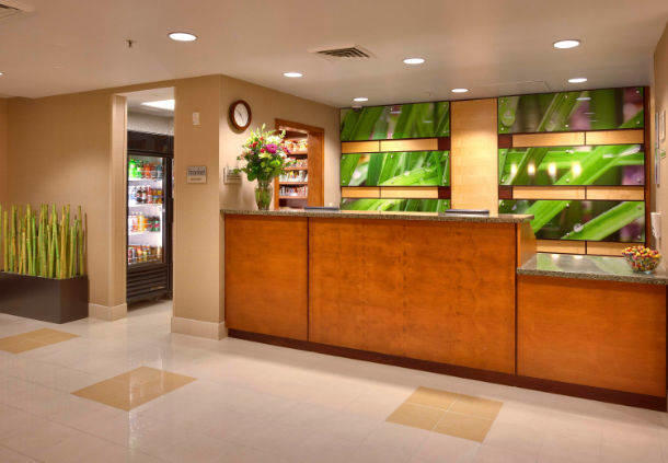 SpringHill Suites by Marriott Salt Lake City Downtown image 6