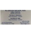 W Steven Wilson, MD