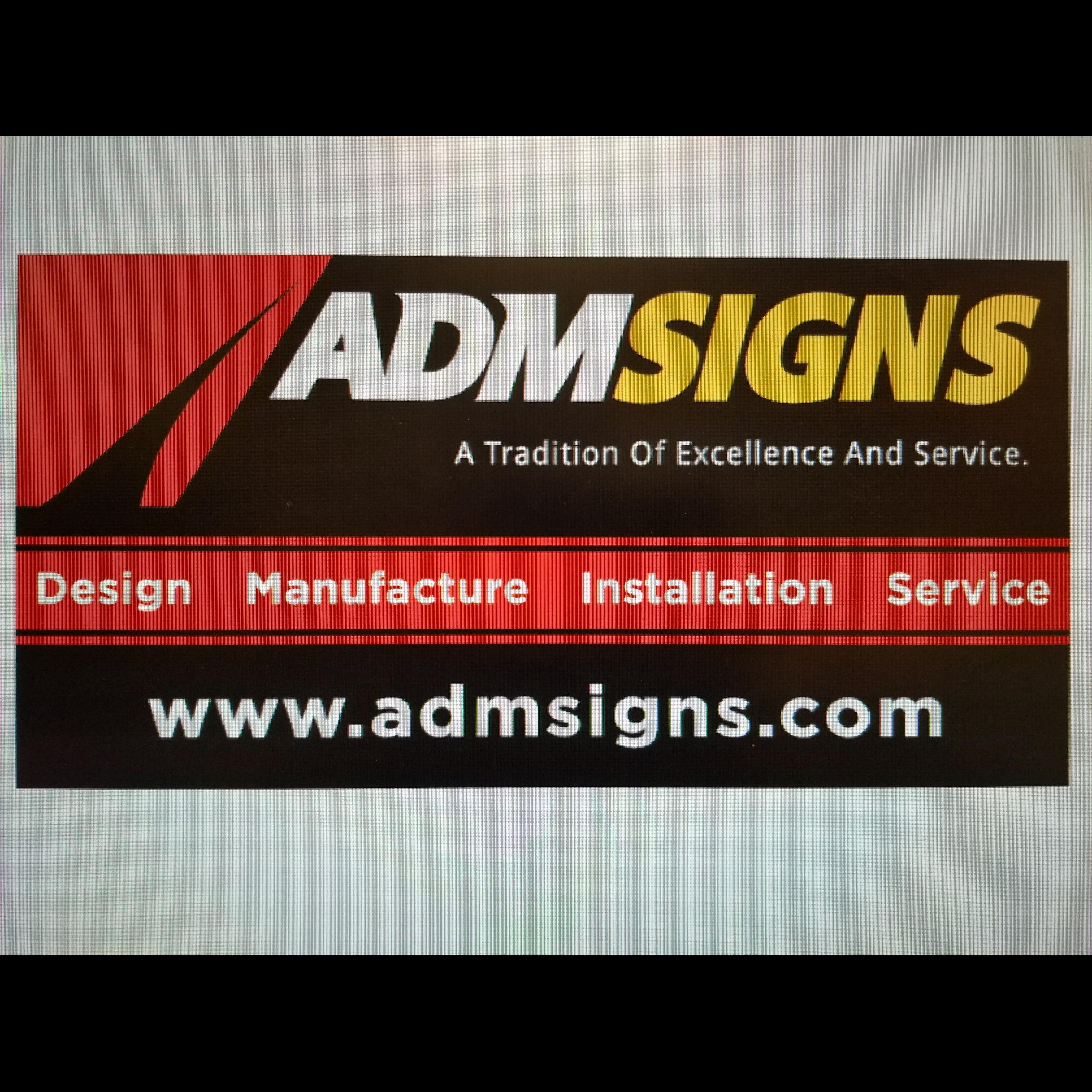 ADM Signs
