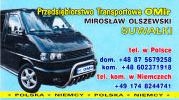 Przedsiębiorstwo Transportowe Omir Mirosław Olszewski