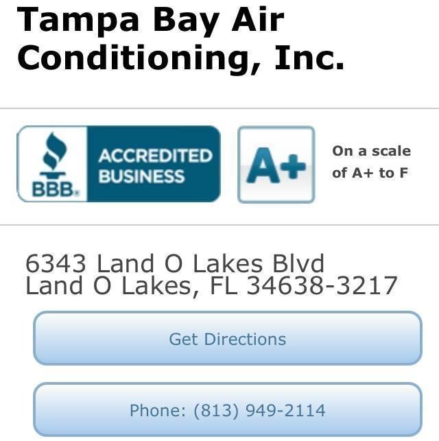 Tampa Bay Air Cond. image 5