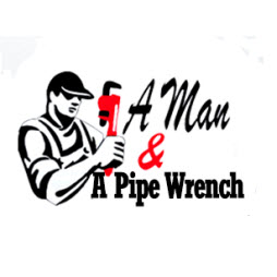 A Man And A Pipe Wrench