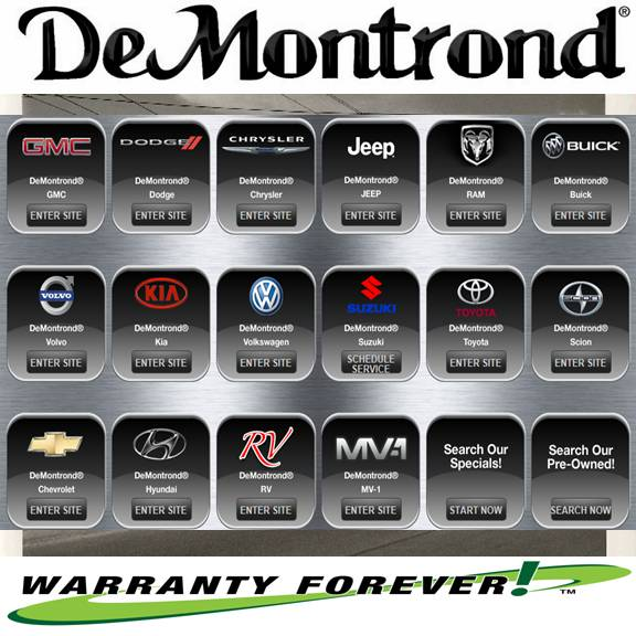 DeMontrond RV Body Shop