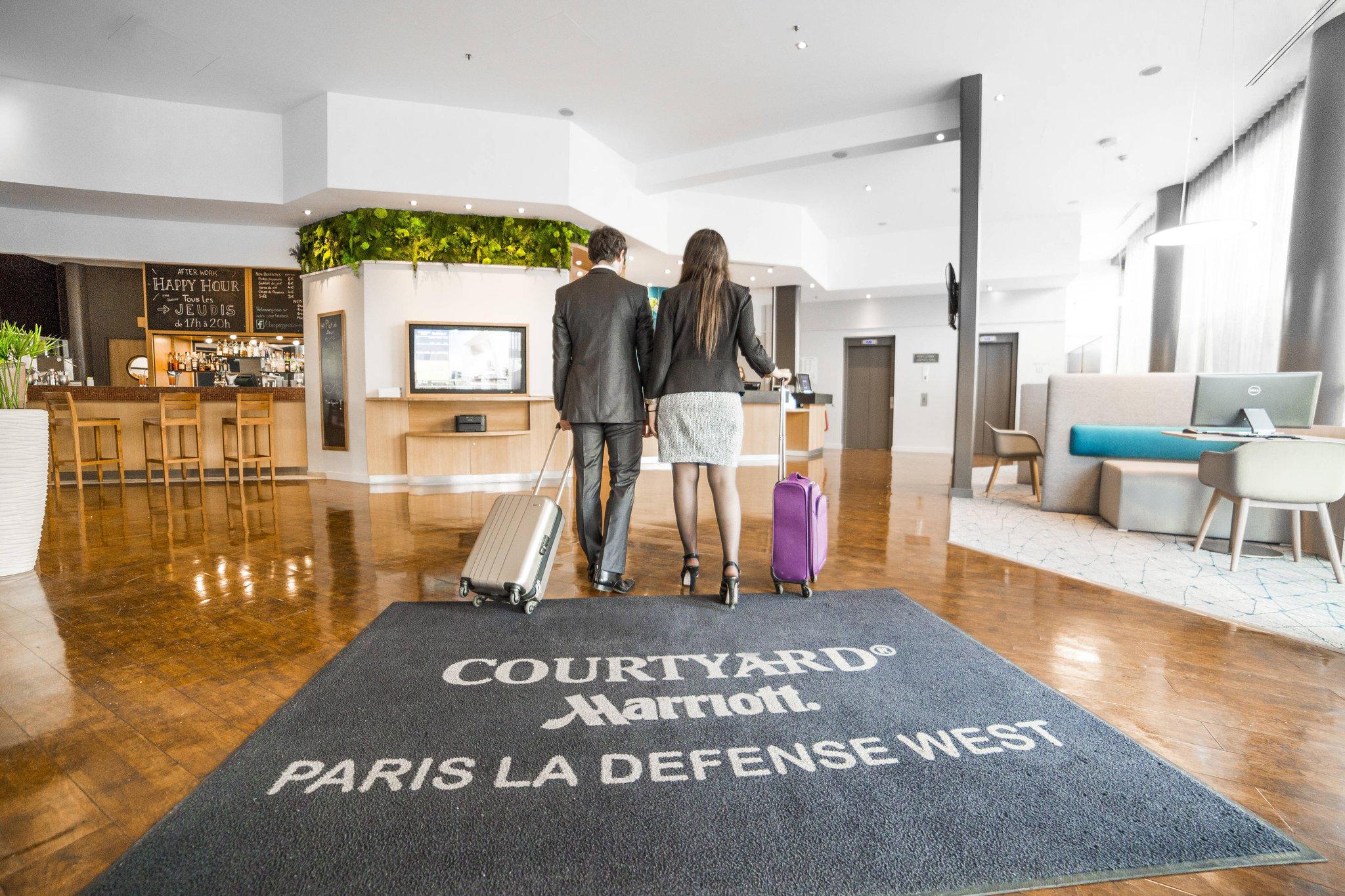 Courtyard by Marriott Paris La Defense West - Colombes
