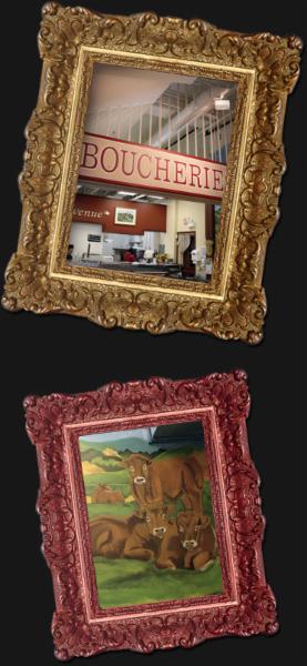 Boucherie Des Halles