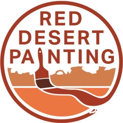 Red Desert Painting image 7