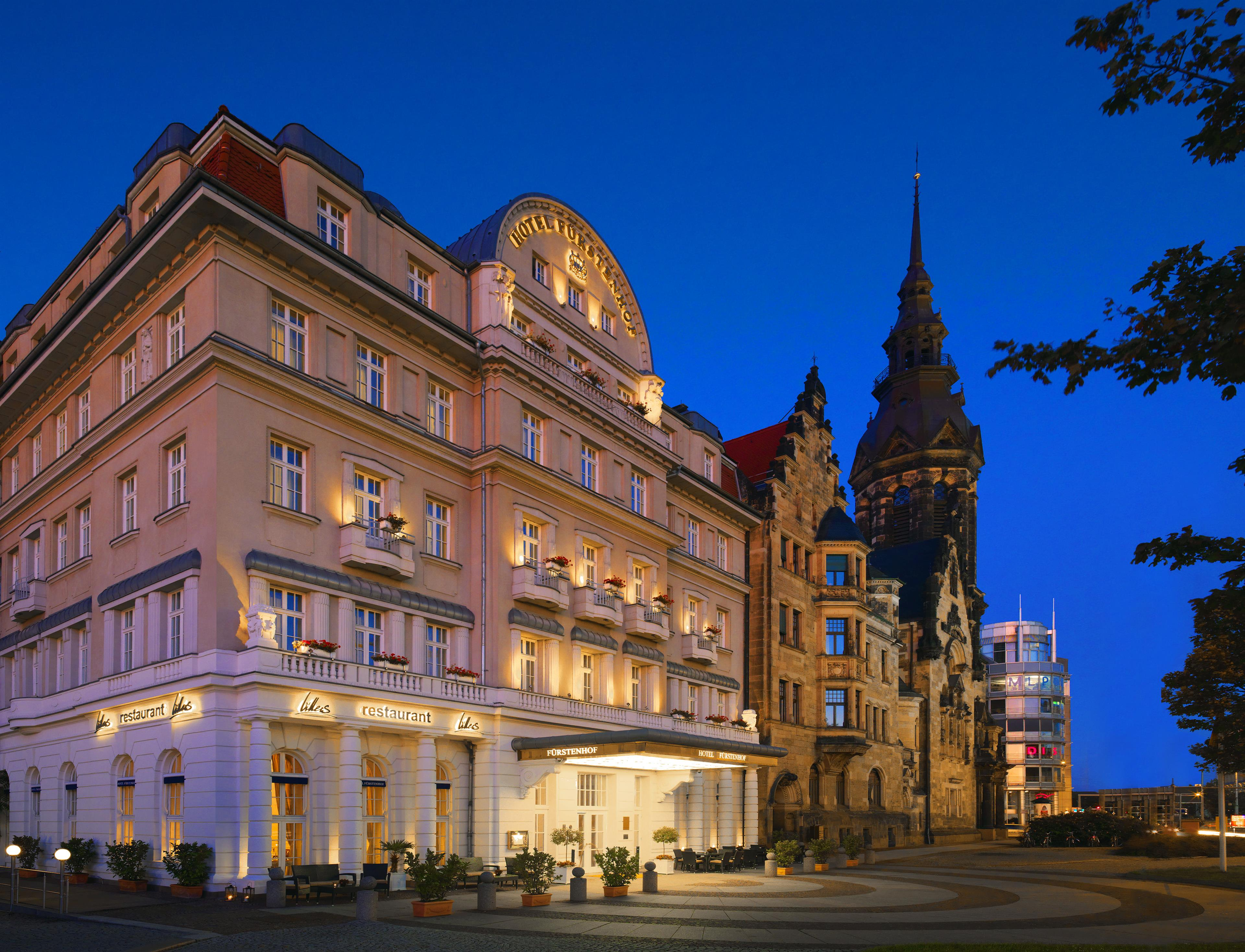 Hotel fuerstenhof a luxury collection hotel leipzig for Designhotel leipzig