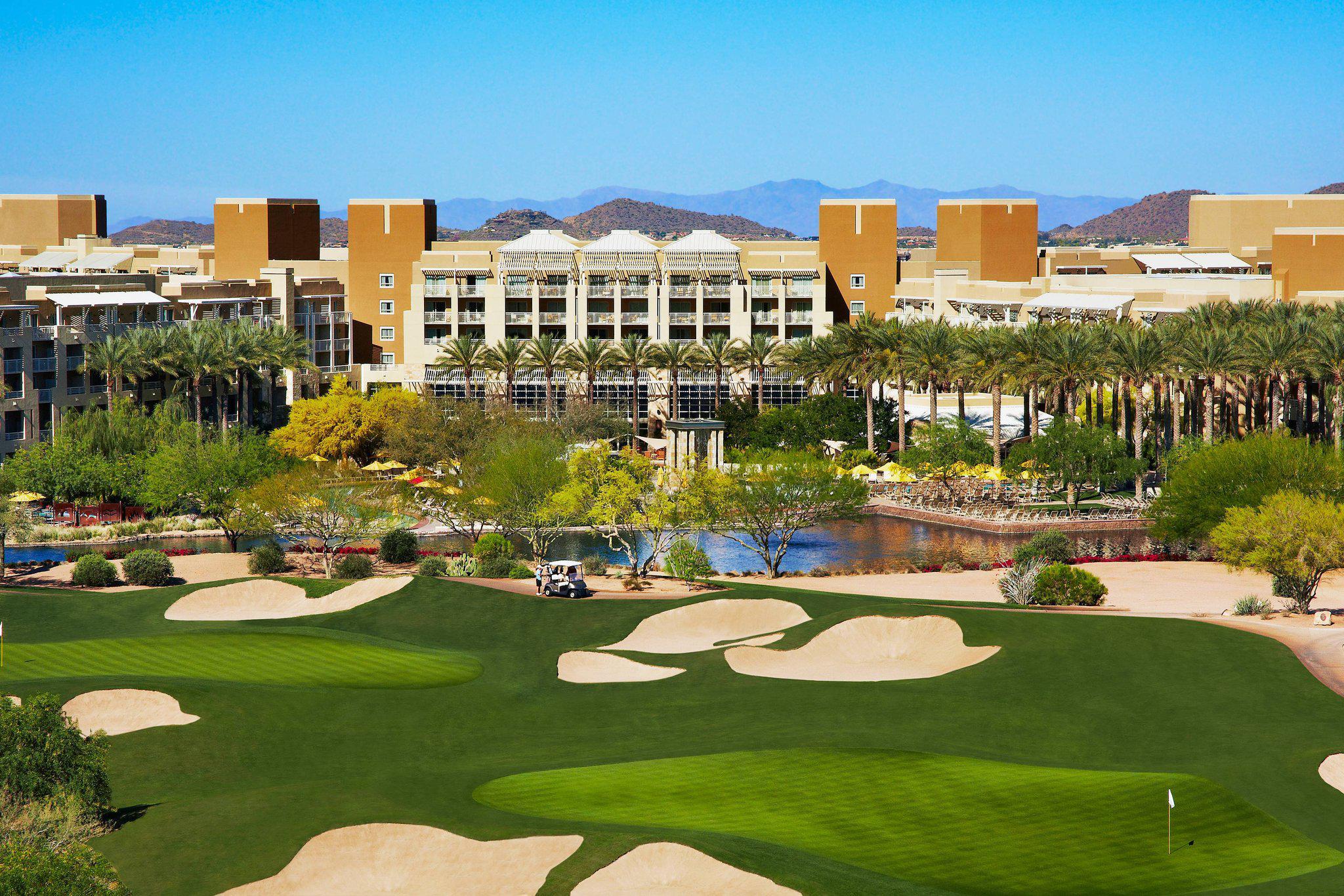 JW Marriott Phoenix Desert Ridge Resort & Spa