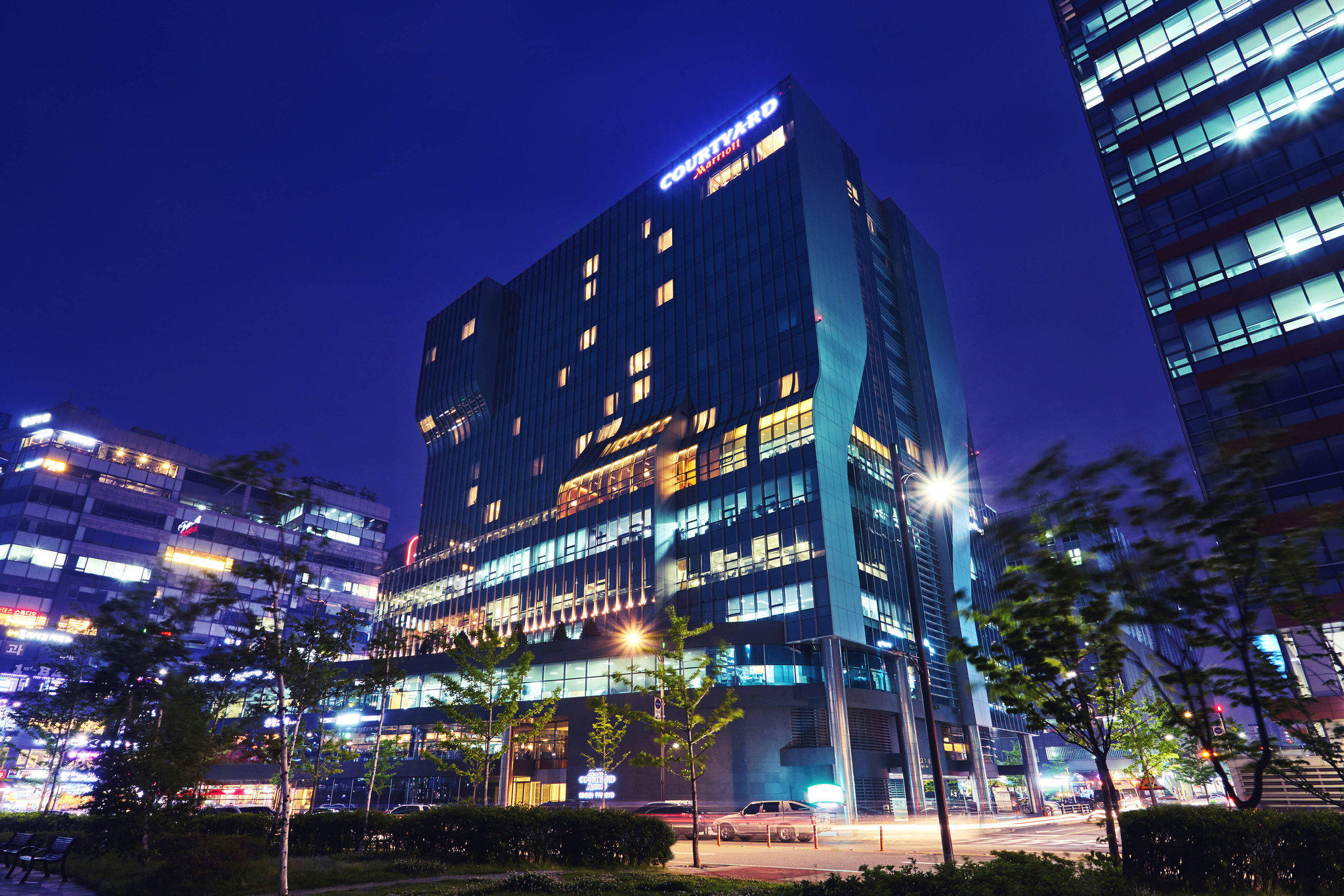 Courtyard by Marriott Seoul Pangyo