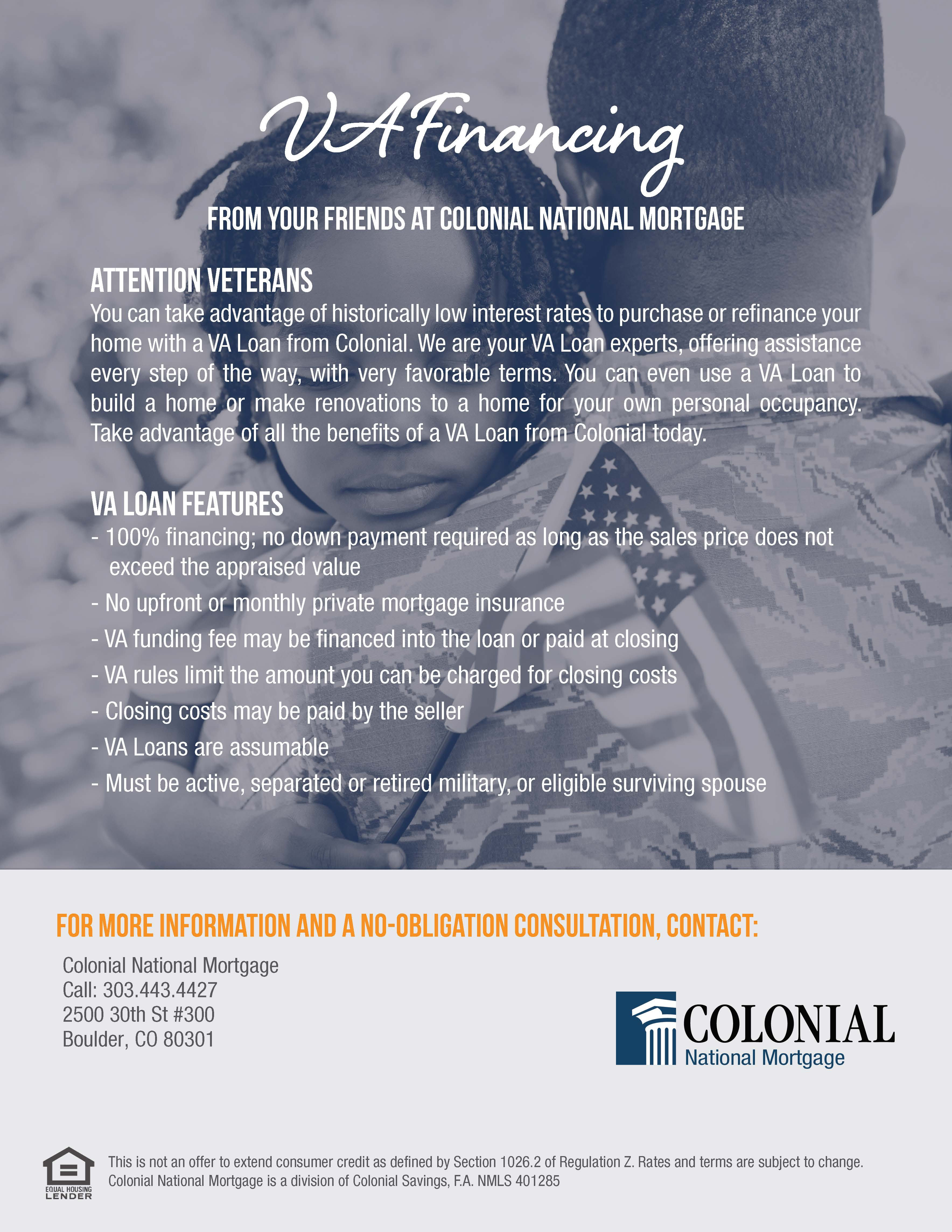 Colonial National Mortgage image 0