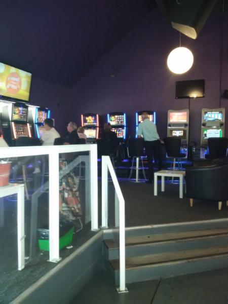 Le X Lounge à Gatineau