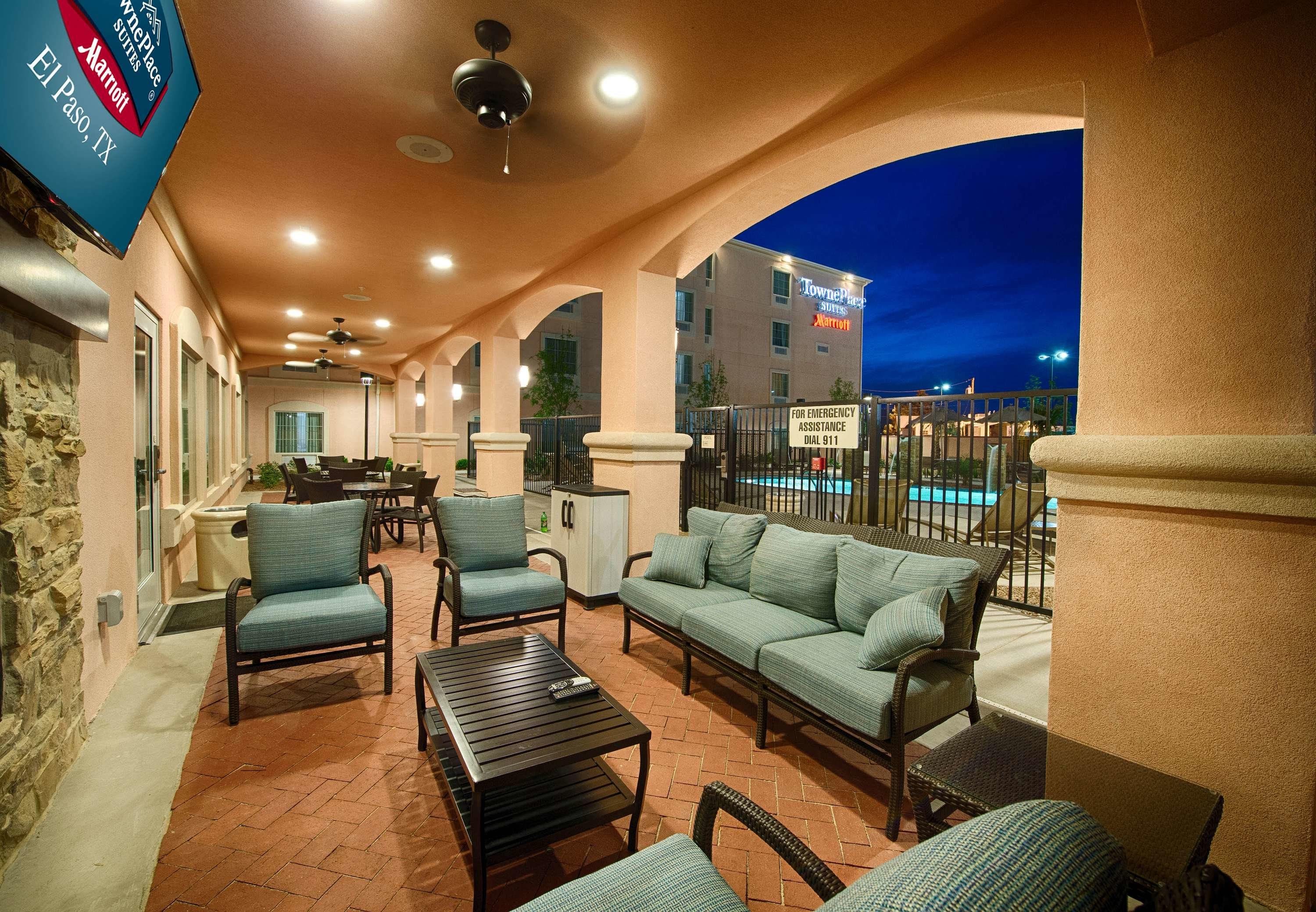 6680 gateway east - Towneplace Suites By Marriott El Paso Airport