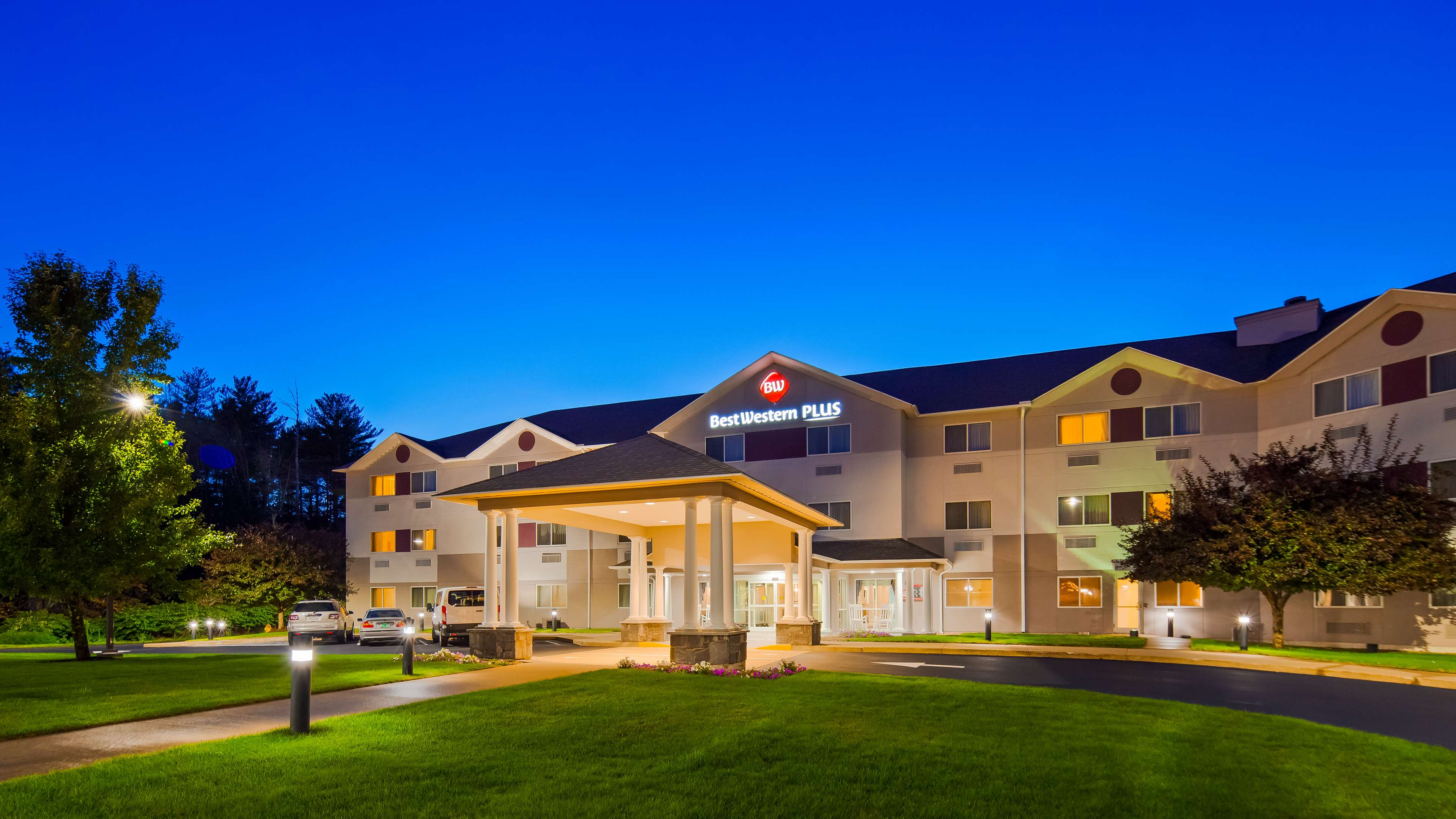 Best Western Plus Executive Court Inn & Conference Center image 0