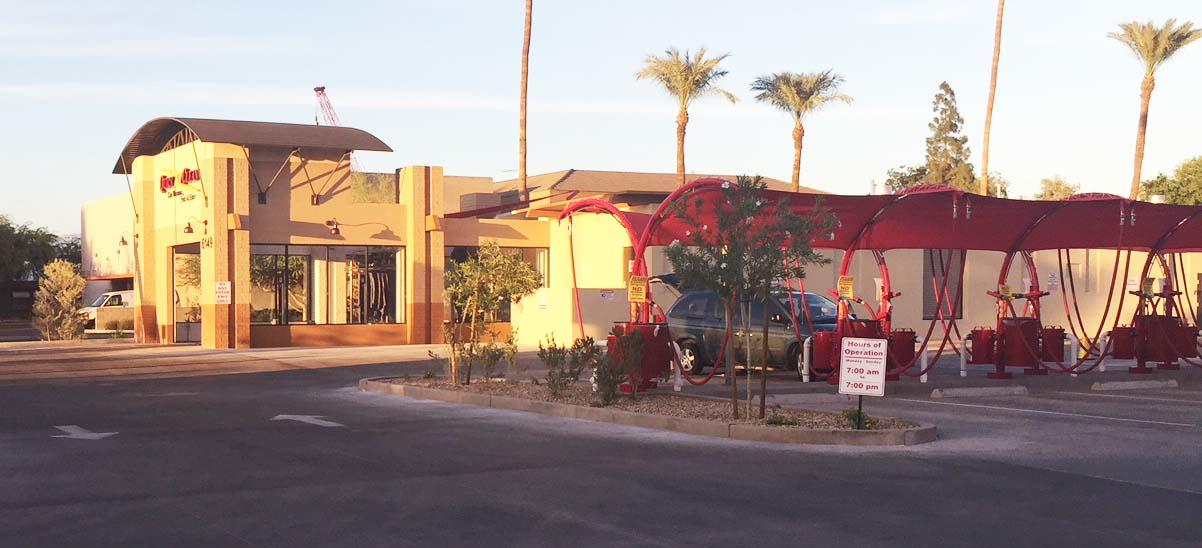 Quick N Clean Car Wash - CENTRAL PHOENIX - GRAND OPENING! image 2