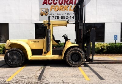 Accurate Forklift image 10