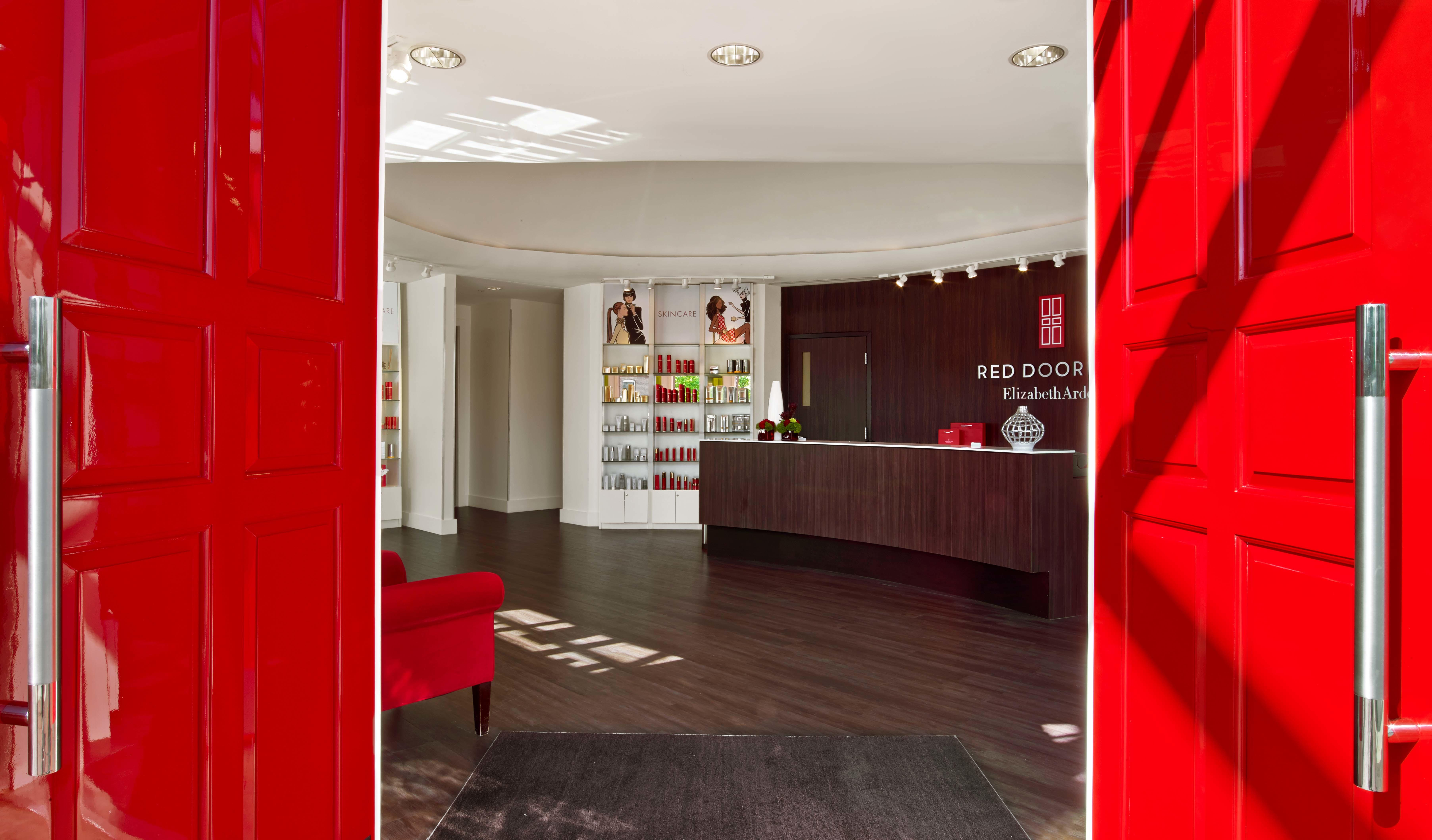 The Red Door Salon Spa In Deerfield Il