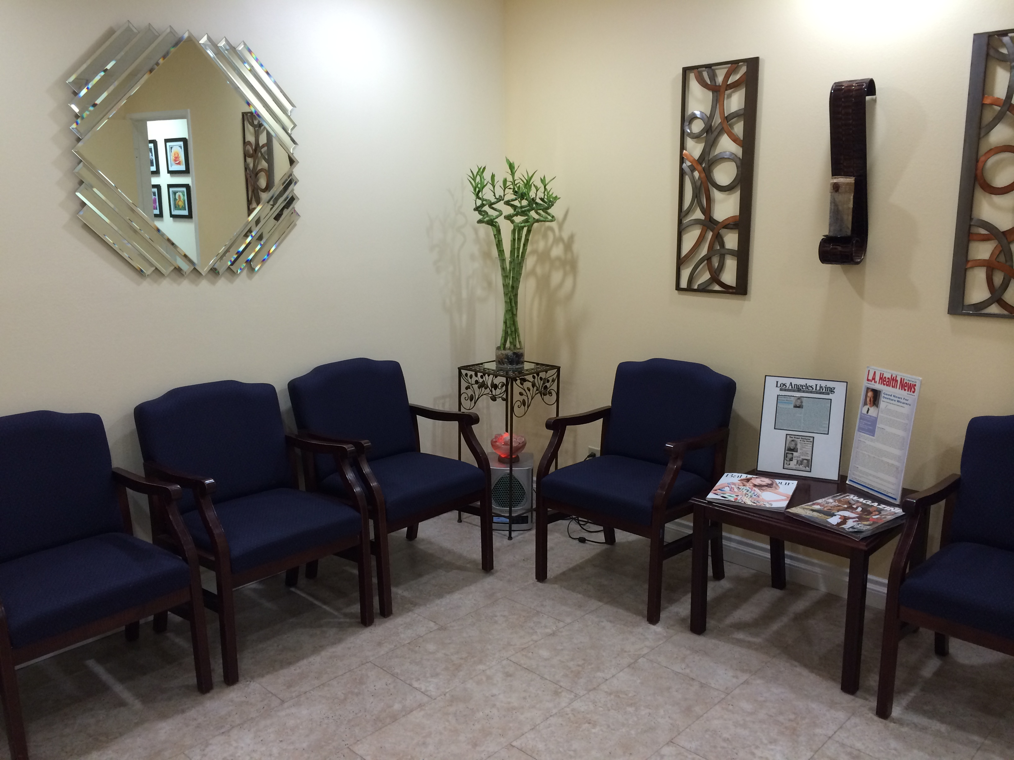 Geneva Dentistry Roy A. Smudde, D.D.S. | 25044 Peachland Ave Ste 100, Newhall, CA, 91321 | +1 (661) 222-7773