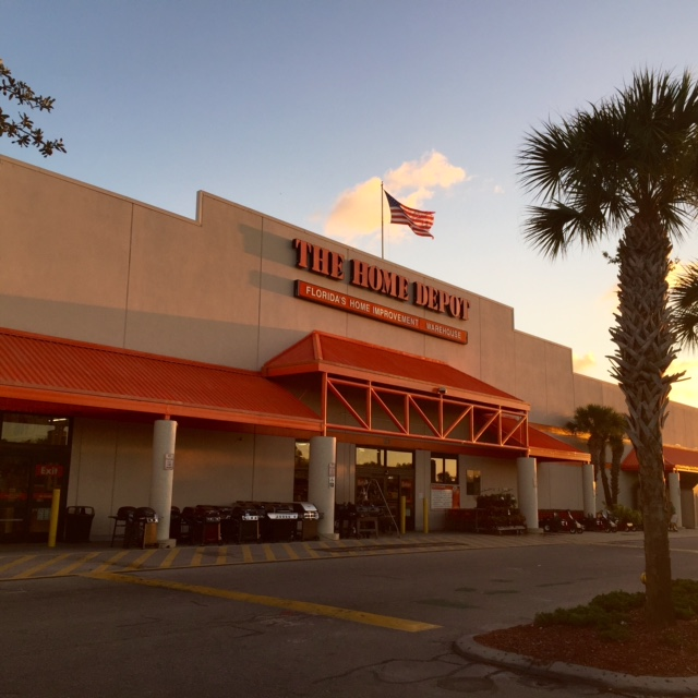 The Home Depot in Naples FL