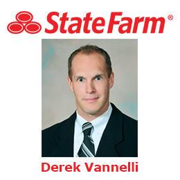 Derek Vannelli - State Farm Insurance Agent