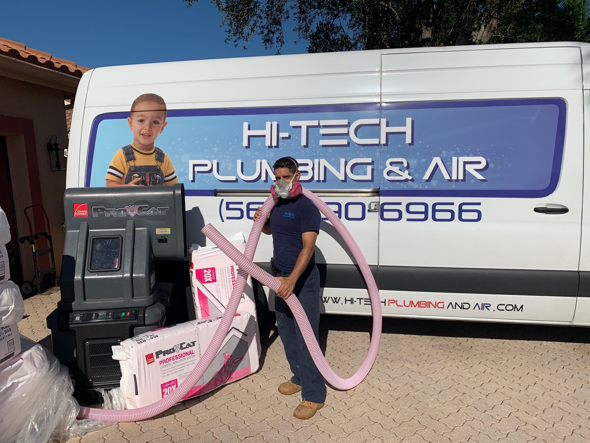 Hi-Tech Plumbing & Air