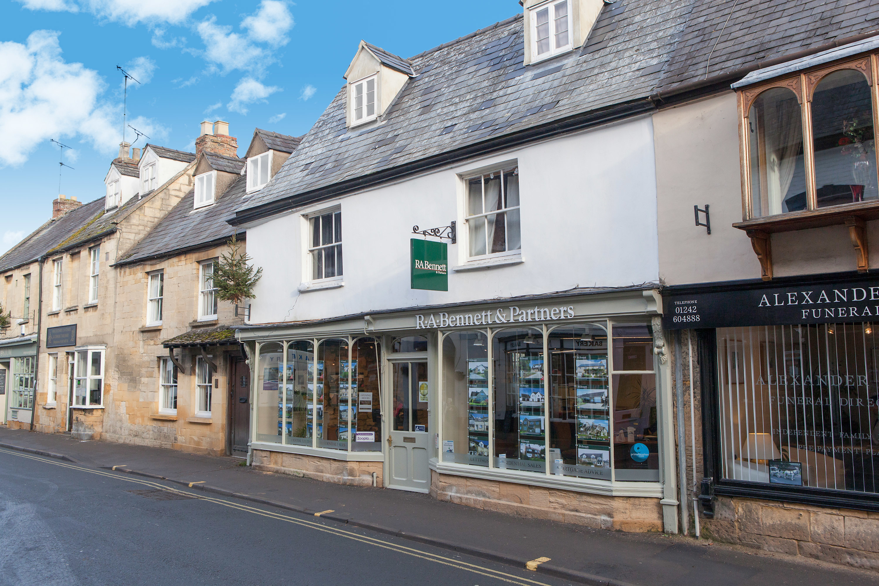 R. A. Bennett & Partners Estate Agents Winchcombe