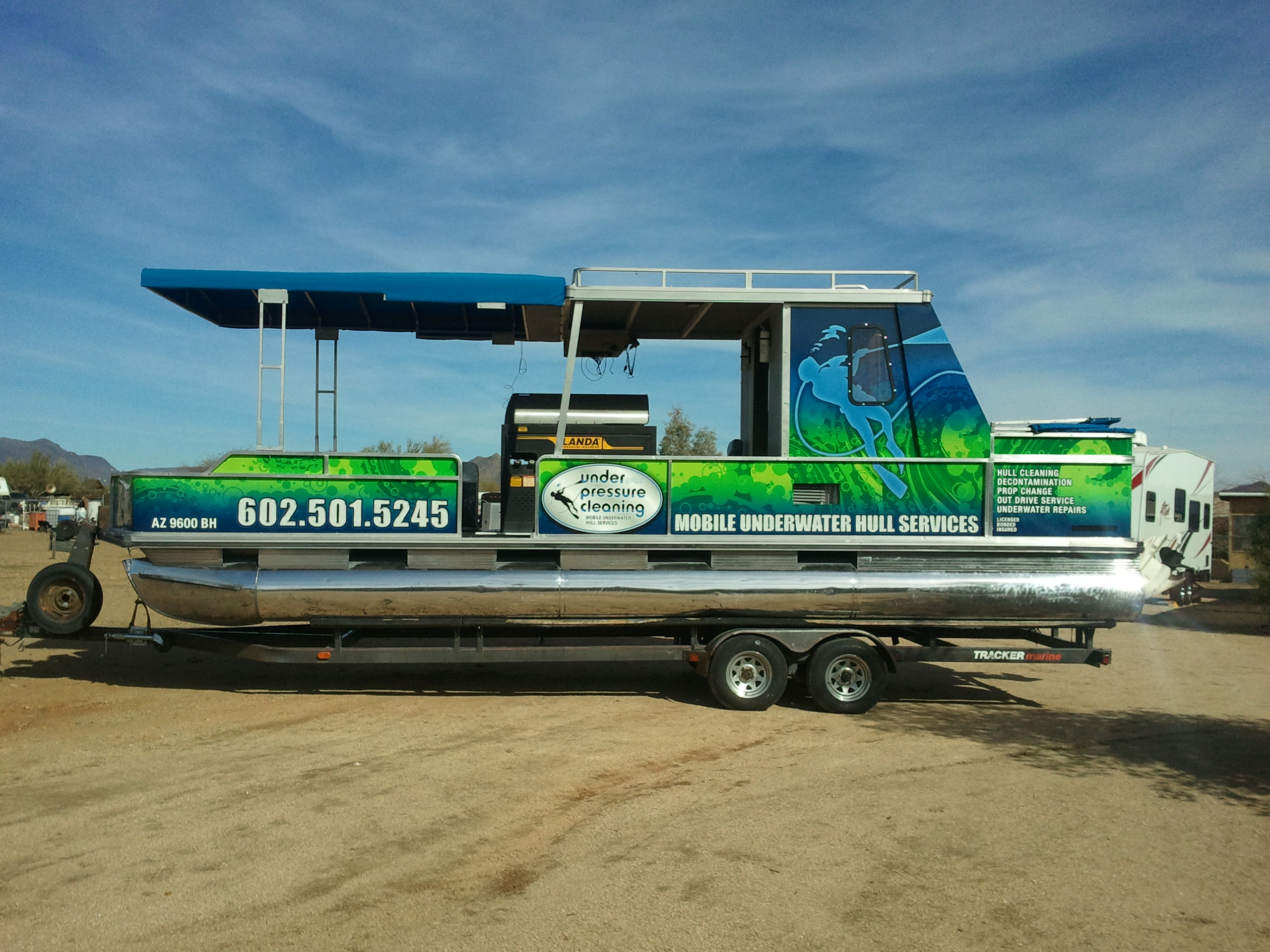fasttrac designs vehicle wraps screen printing graphic vinyl graphics for pontoon boats - Boat Graphics Designs Ideas