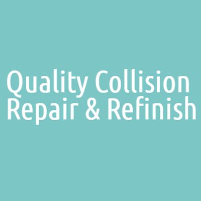 Quality Collision Repair & Refinish image 1