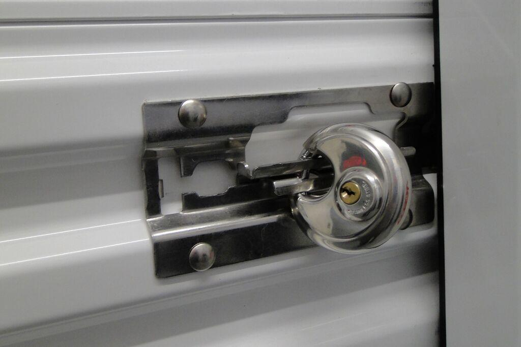Disc Locks Used