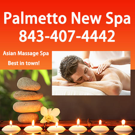 Suck their Asian massage parlor near florence sc
