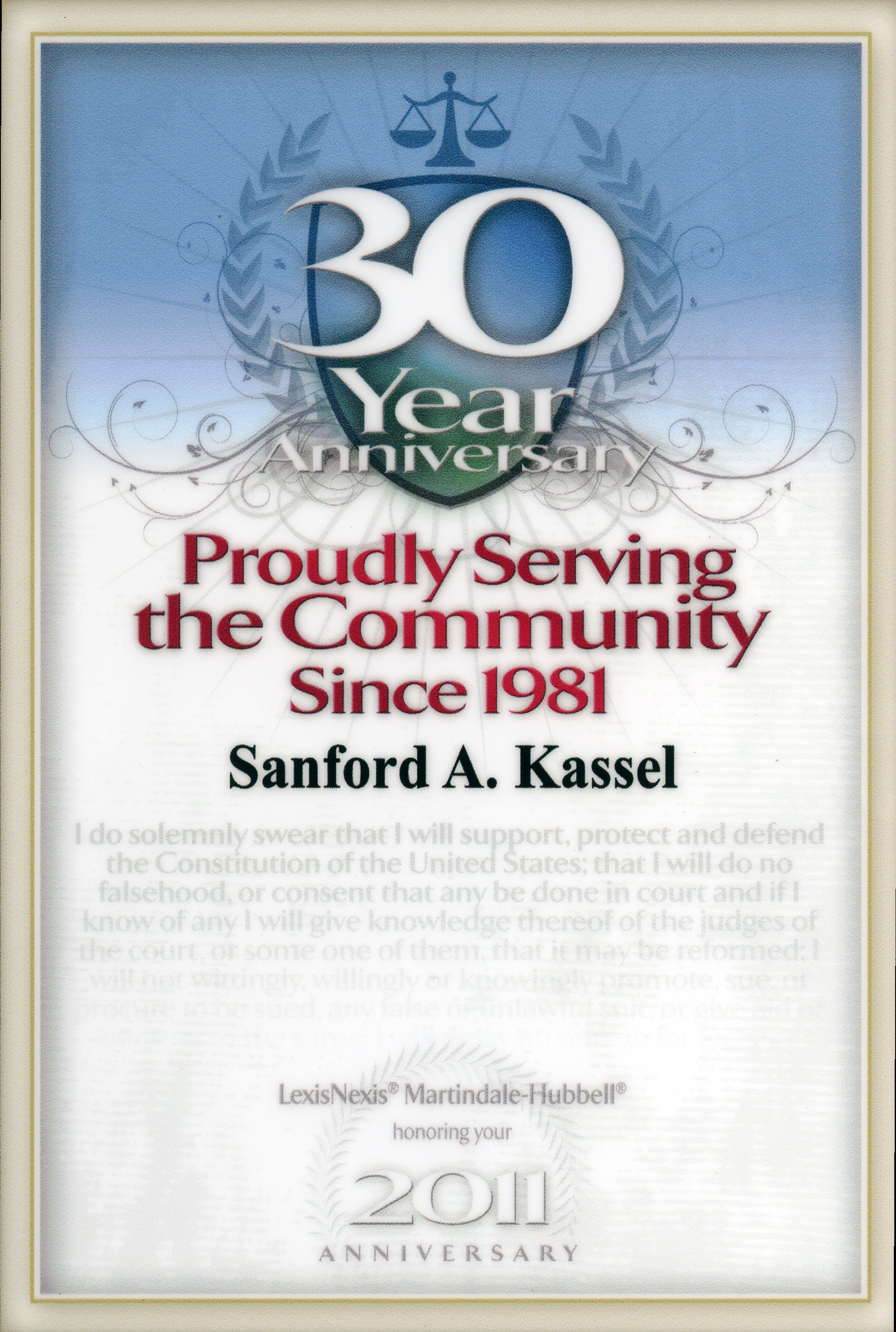 Sanford A. Kassel, A Professional Law Corporation image 1