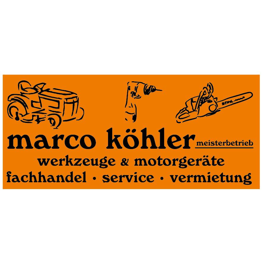 Logo von Marco Köhler Meisterbetrieb