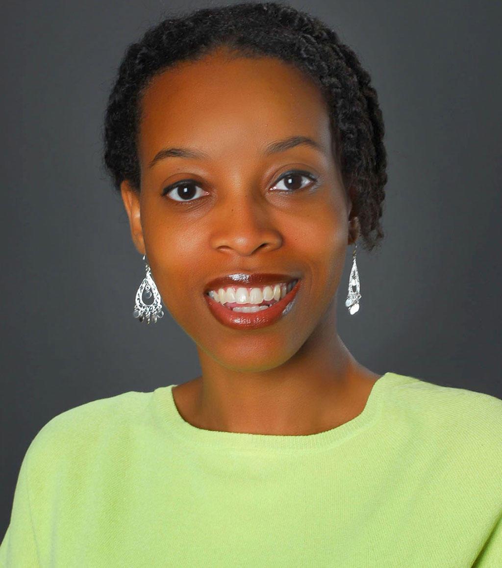 Headshot of Clarissa Johnson
